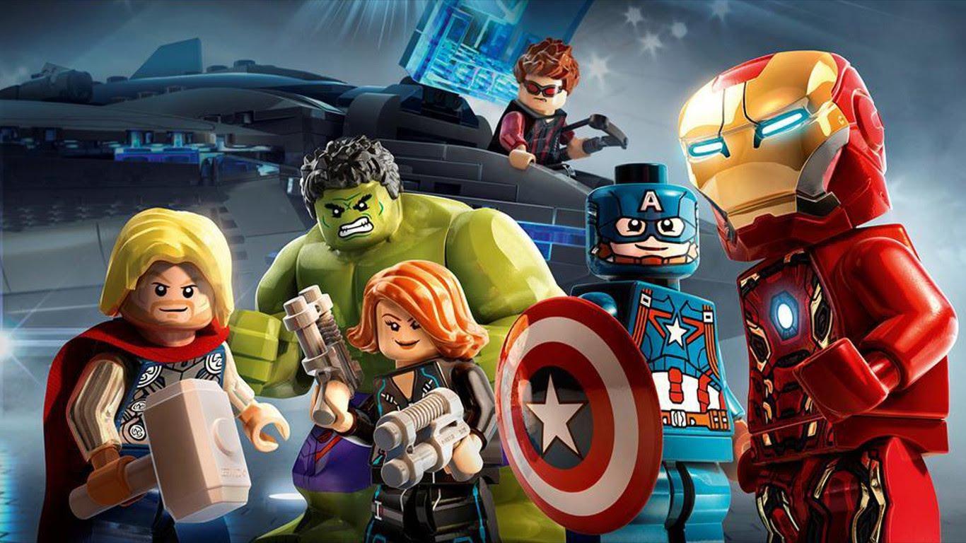 LEGO Os Vingadores da Marvel - Detonado e Dicas