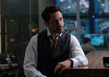 Marvel's Captain America: Civil War..Tony Stark/Iron Man (Robert Downey Jr.)..Photo Credit: Zade Rosenthal..© Marvel 2016