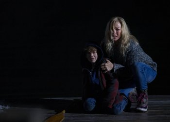 "M139 Naomi Watts and Jacob Tremblay star in EuropaCorp's ""SHUT IN"".  Photo Credit: Jan Thjs   ©2015 EuropaCorp - Transfilm International Inc."
