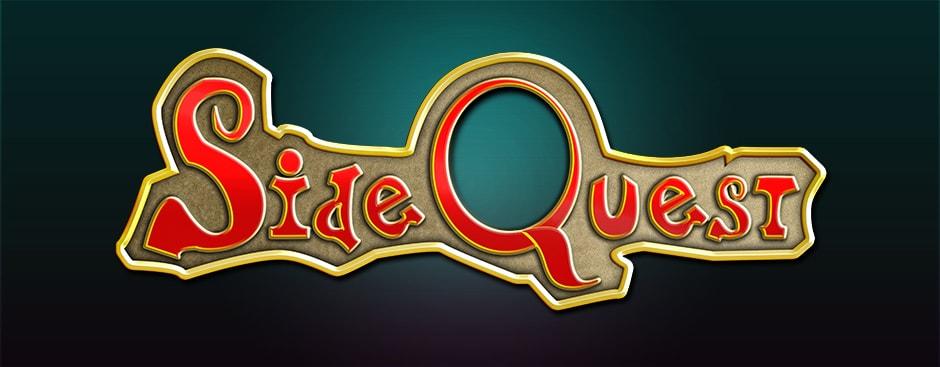 Logo do jogo Side Quest