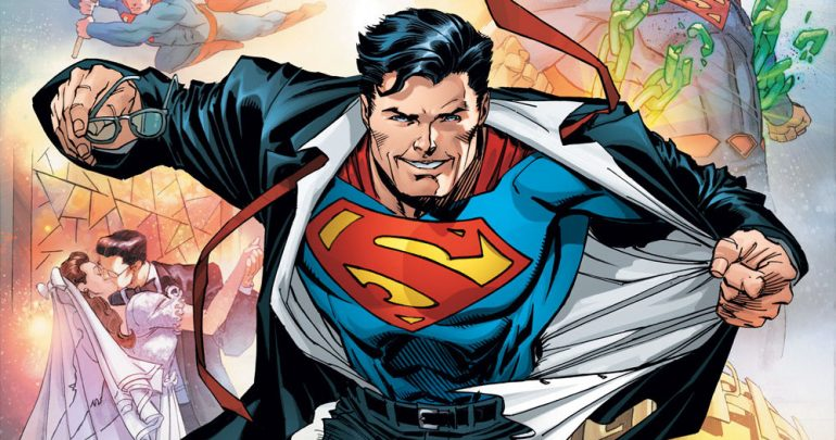 HQ do Superman põe fim aos Novos 52 e ainda faz referência a Watchmen 6efcb44f2f