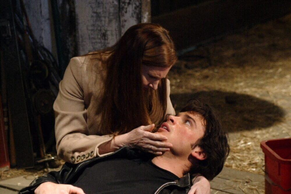 Lado humano em Smallville