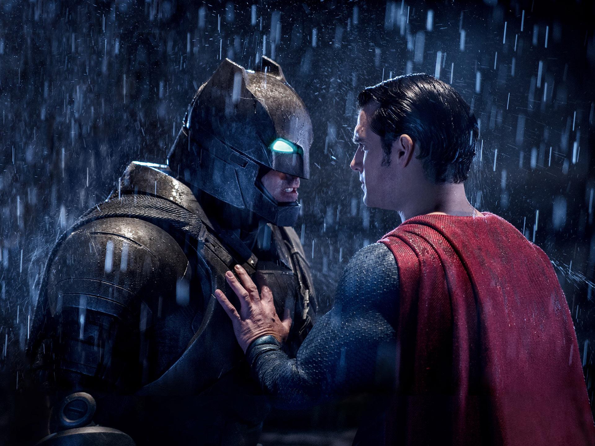 Batman vs Superman: A Origem da Justiça na Netflix