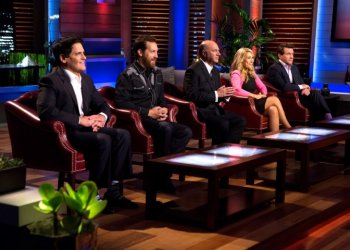 "SHARK TANK: Season 7  SHARK TANK – ""Episode 704″ – Former Google executive and billionaire Silicon Valley venture capitalist, Chris Sacca, best known for being among the earliest and largest investors in companies such as Twitter, Uber, Instagram, and Kickstarter, joins the Tank as a Guest Shark. He finds himself in a heated battle with Lori Greiner over a tech education business that's right up his alley, started by two impressive sisters from Pomona, CA. Two sports fans from Chicago, IL have a specialized version of a popular home rental website; an entrepreneur from Bayside, NY has a unique twist on everyone's favorite hot drink; and an inventor from Portland, OR has developed a revolutionary device that can inflate objects in mere seconds. Also, an update on Lydia Evans from Houston, TX, who failed to secure a deal in the Tank during Season Six for SWAG Essentials, her loofah soap company."