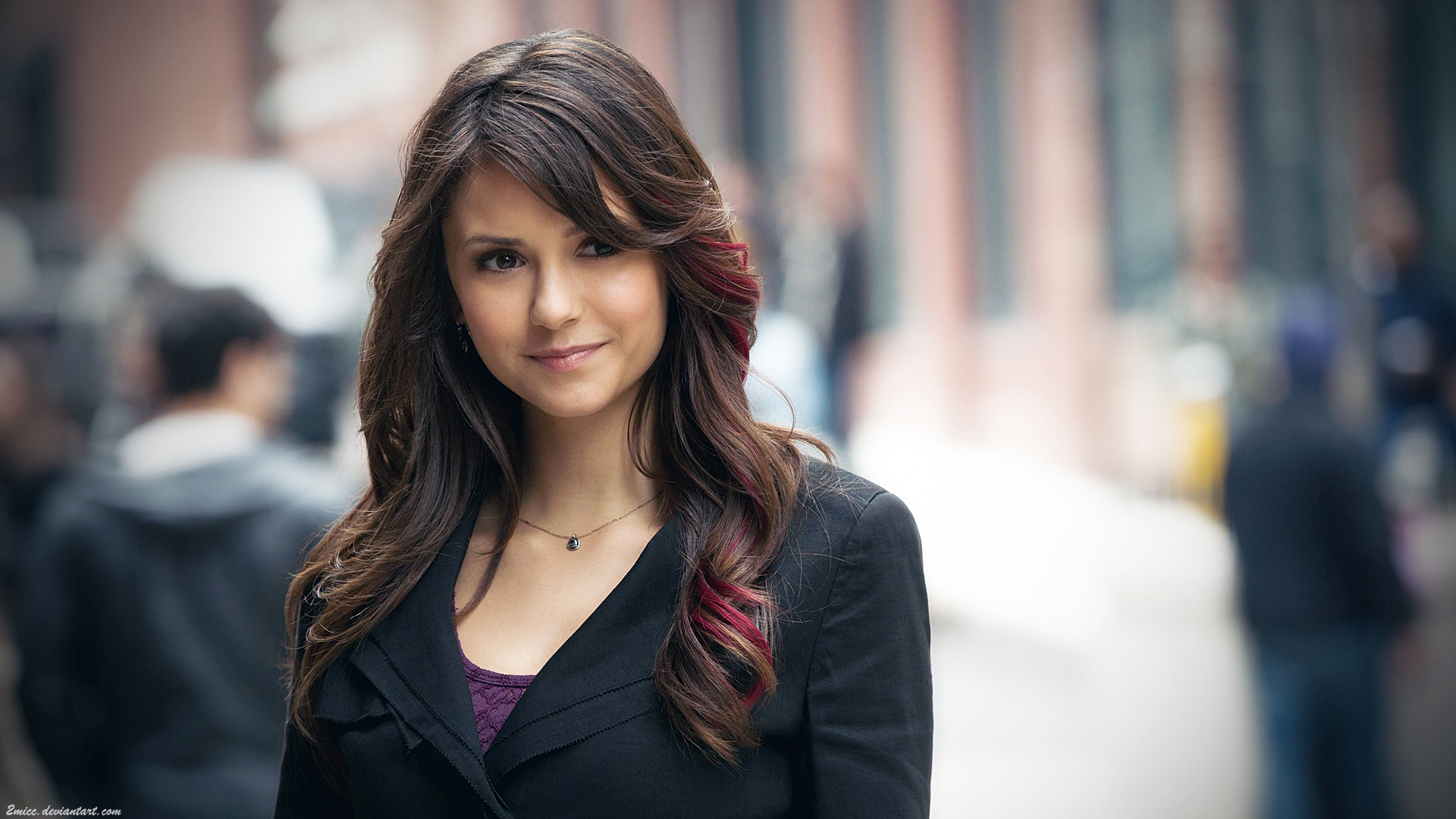 The Vampire Diaries  Nina Dobrev Em Negociaes Para -3471
