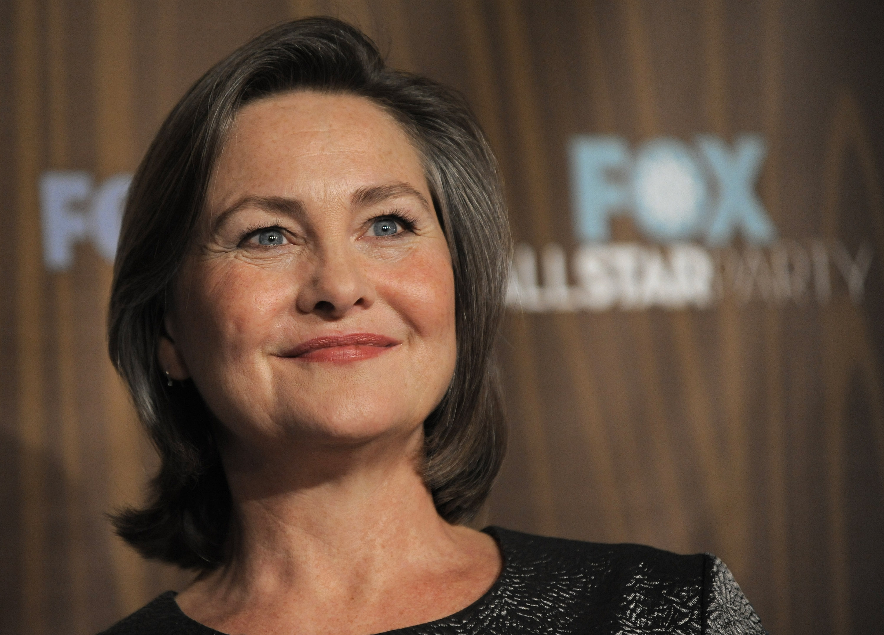 Cherry Jones arrives at the FOX Winter All-Star Party in Pasadena, Calif., Monday, Jan. 11, 2010. (AP Photo/Chris Pizzello)   Associated Press / Reporters