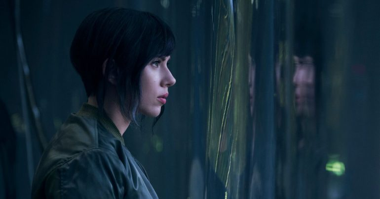 Ghost in the Shell divulga primeiros teasers na rede