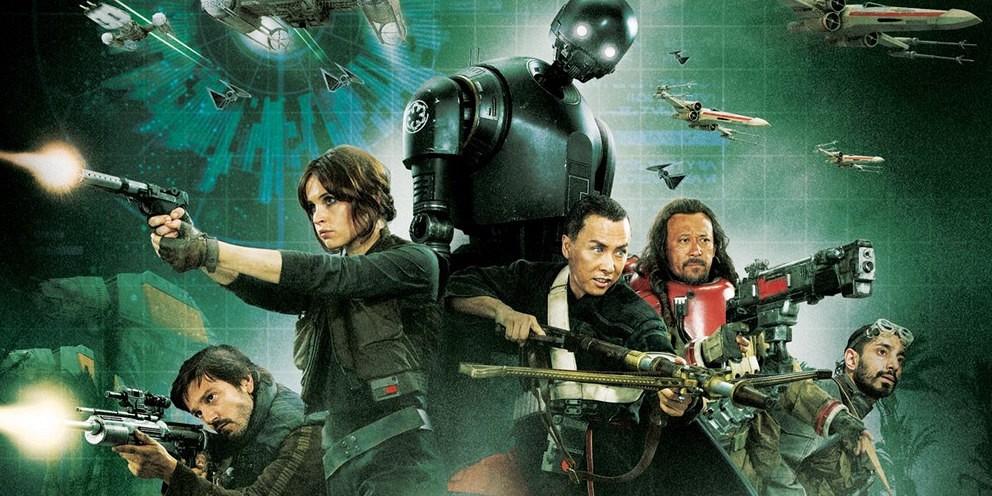 Rogue One - Uma História Star Wars fatura US$ 71,1 milhões em apenas um dia - Poltrona Nerd
