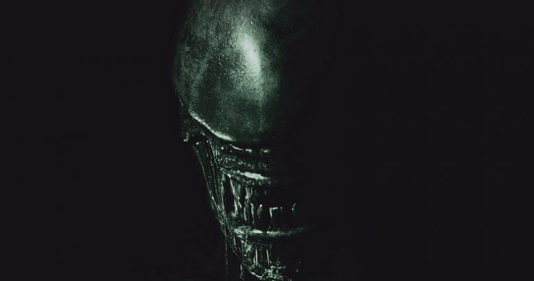 alien covenant run poster wallpaper-#4