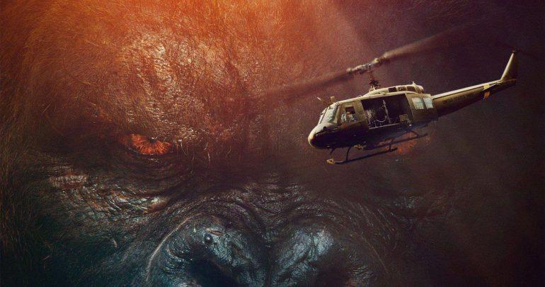 Trailer do novo King Kong traz atmosfera de 'Apocalypse Now'