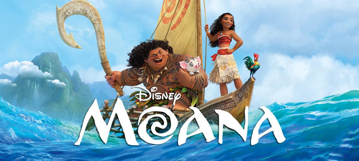 Moana no Disney+