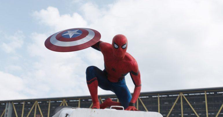 Novo uniforme do Homem-Aranha tem as tradicionais 'asas de teia'