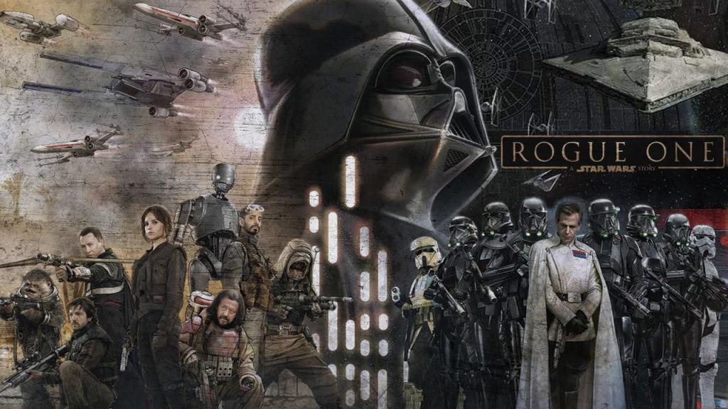 Crítica | Rogue One - Uma História Star Wars é o resultado de um fanservice  bem feito