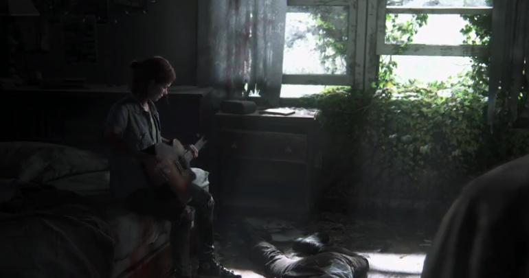 Vão jogar com Ellie em The Last of Us: Part II