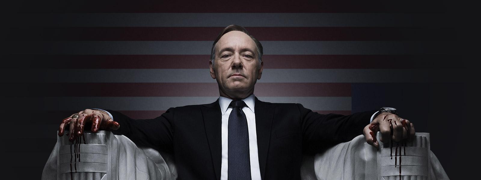 House of Cards da Netflix