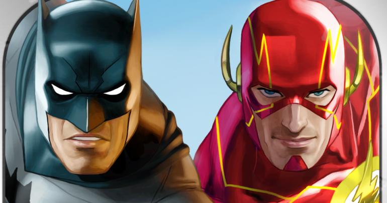 Batman e Flash vão investigar os efeitos de Watchmen no universo DC ef541c4b70