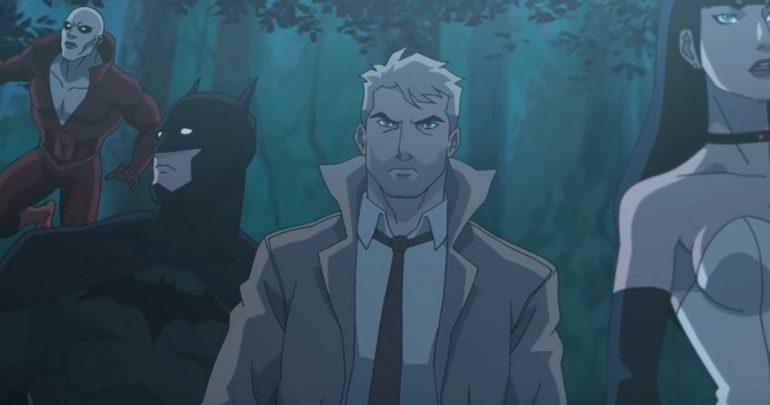 Na Prateleira   Liga da Justiça Sombria é mais uma admirável animação da DC  Comics 46e6537bc4