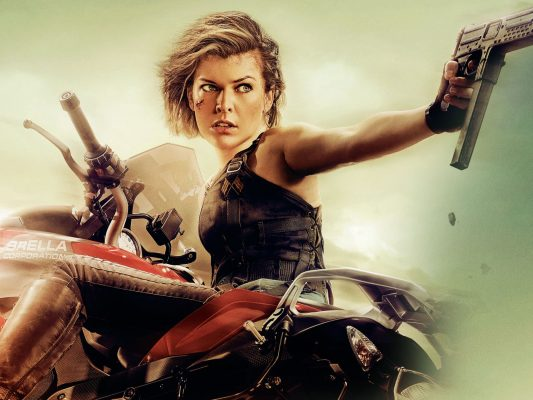 poltrona-milla-jovovich-resident-evil-final-chapter-4k-1080P-wallpaper