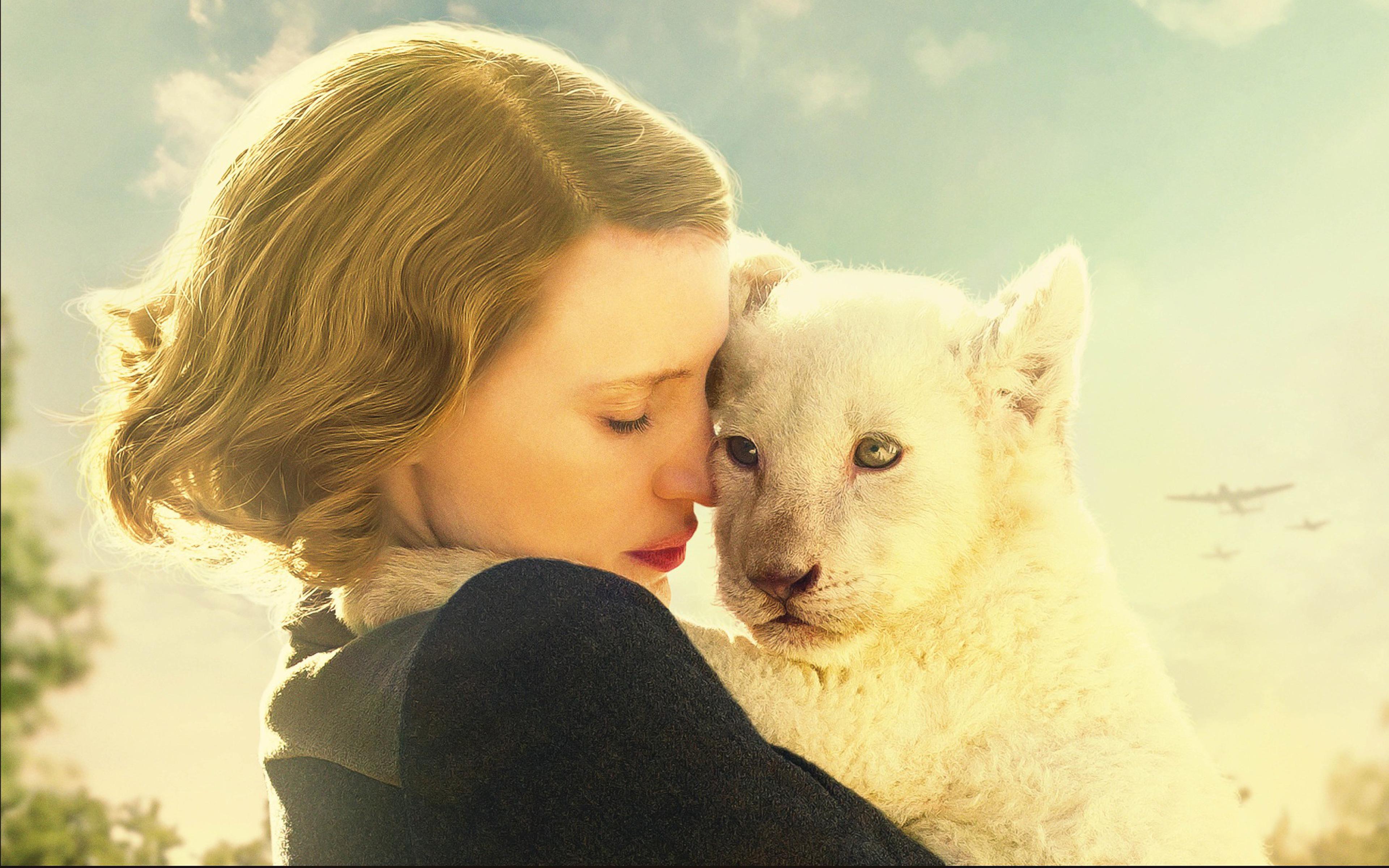 Resultado de imagem para O Zoológico de Varsóvia filme