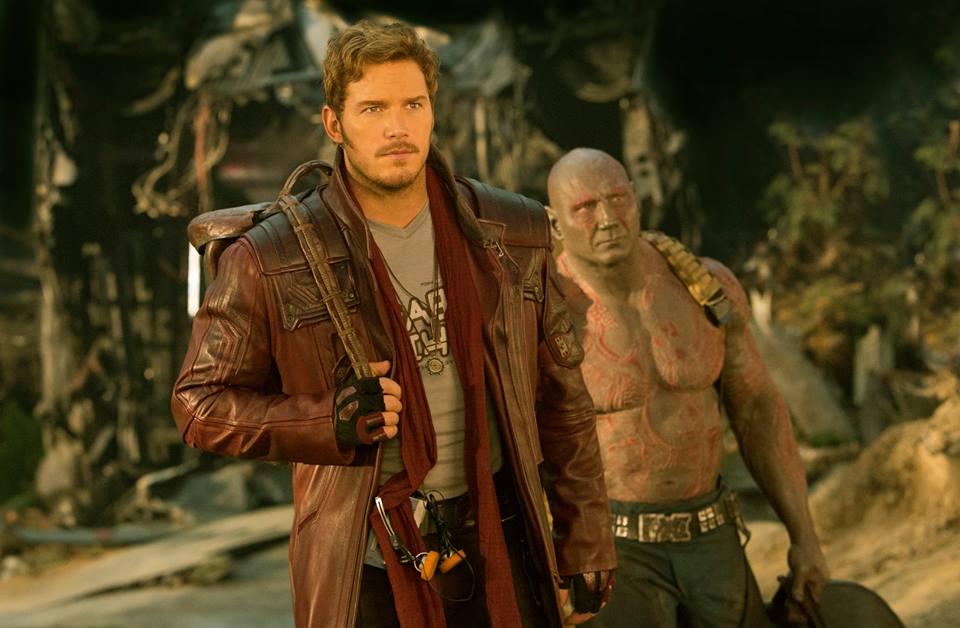 Guardiões da Galáxia em Thor