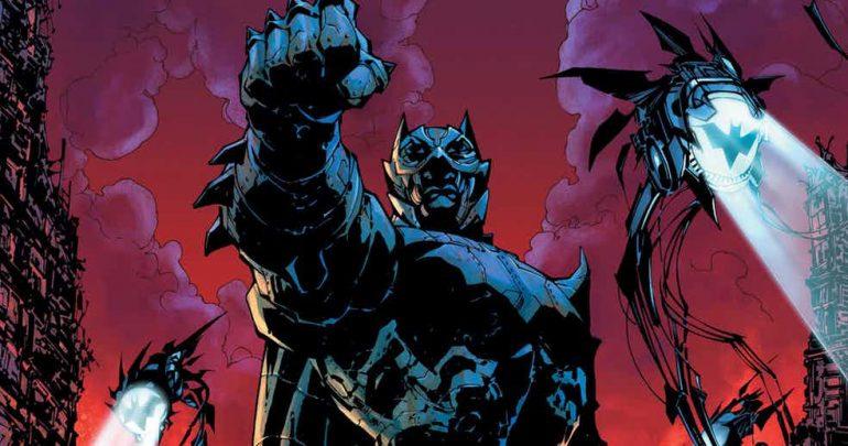 Dark Days é a nova saga dos quadrinhos DC 07afe1a094
