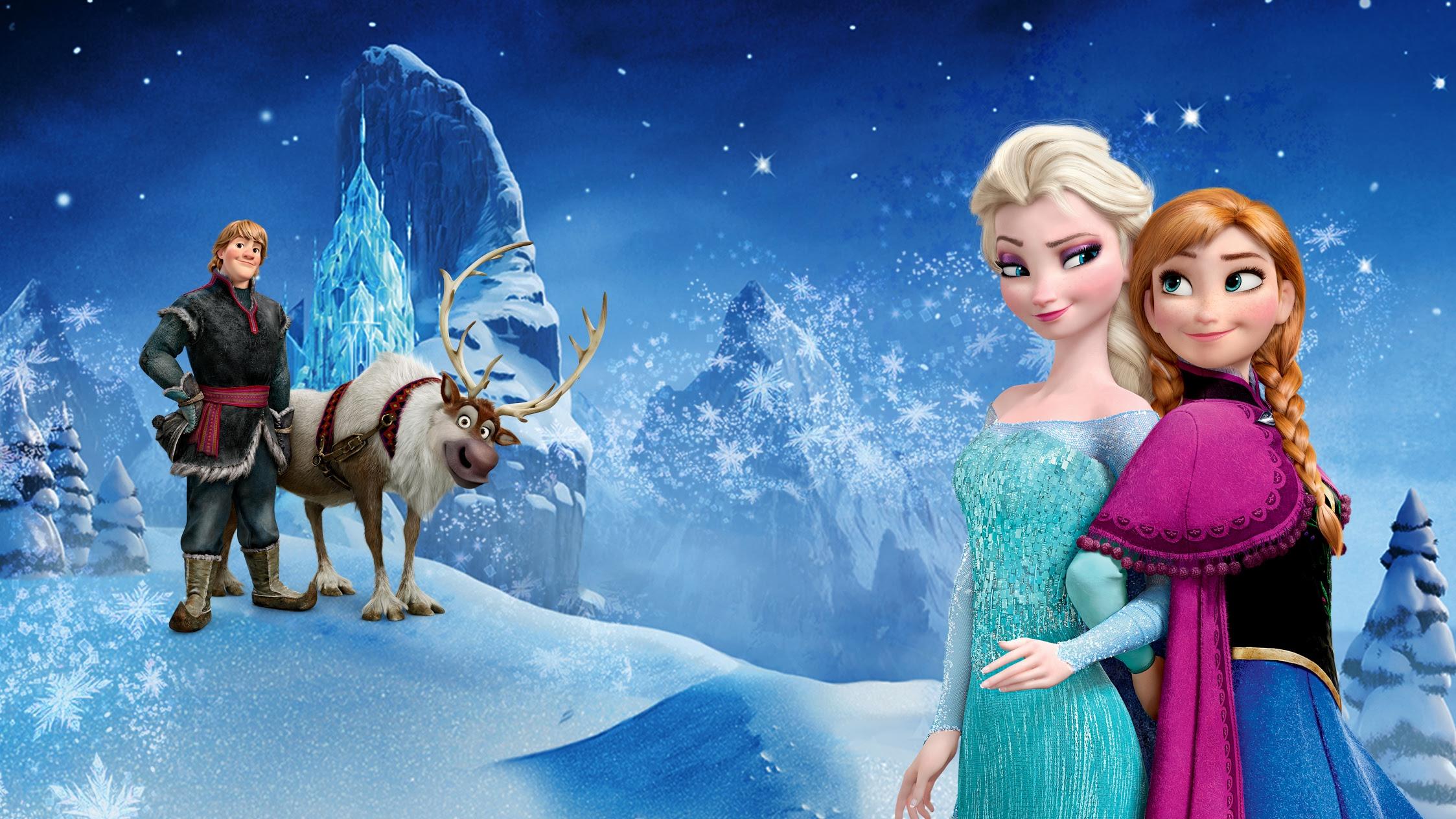 Imagens Frozen Uma Aventura Congelante Delightful frozen: uma aventura congelante 2 - poltrona nerd