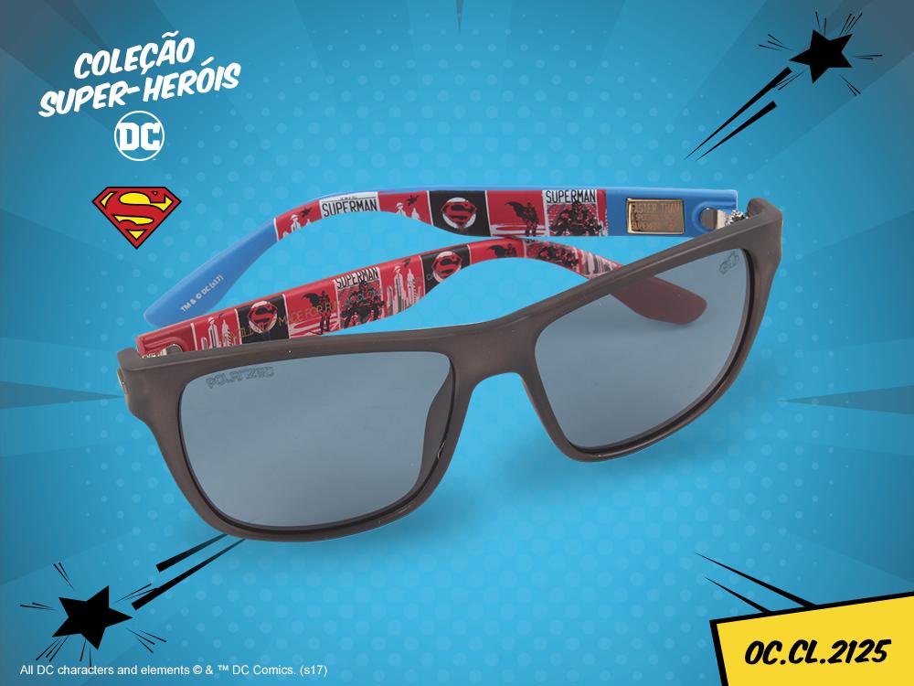 EuQuero   Chilli Beans lança coleção inspirada em personagens da DC Comics 98849c7b03
