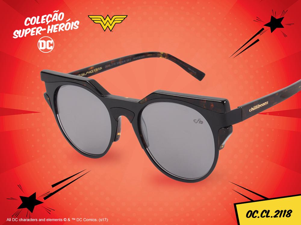 EuQuero   Chilli Beans lança coleção inspirada em personagens da DC ... ad21c828c6