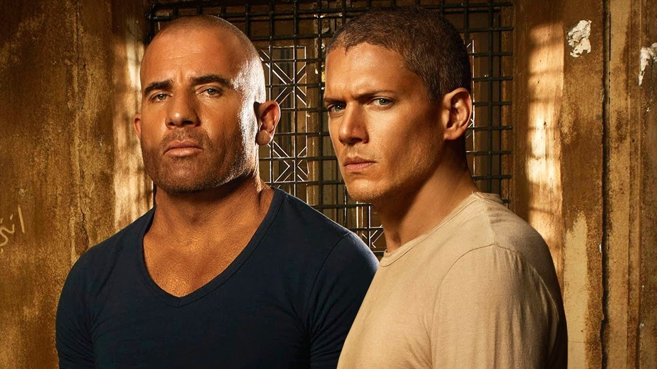 Prison Break chega ao Prime Video