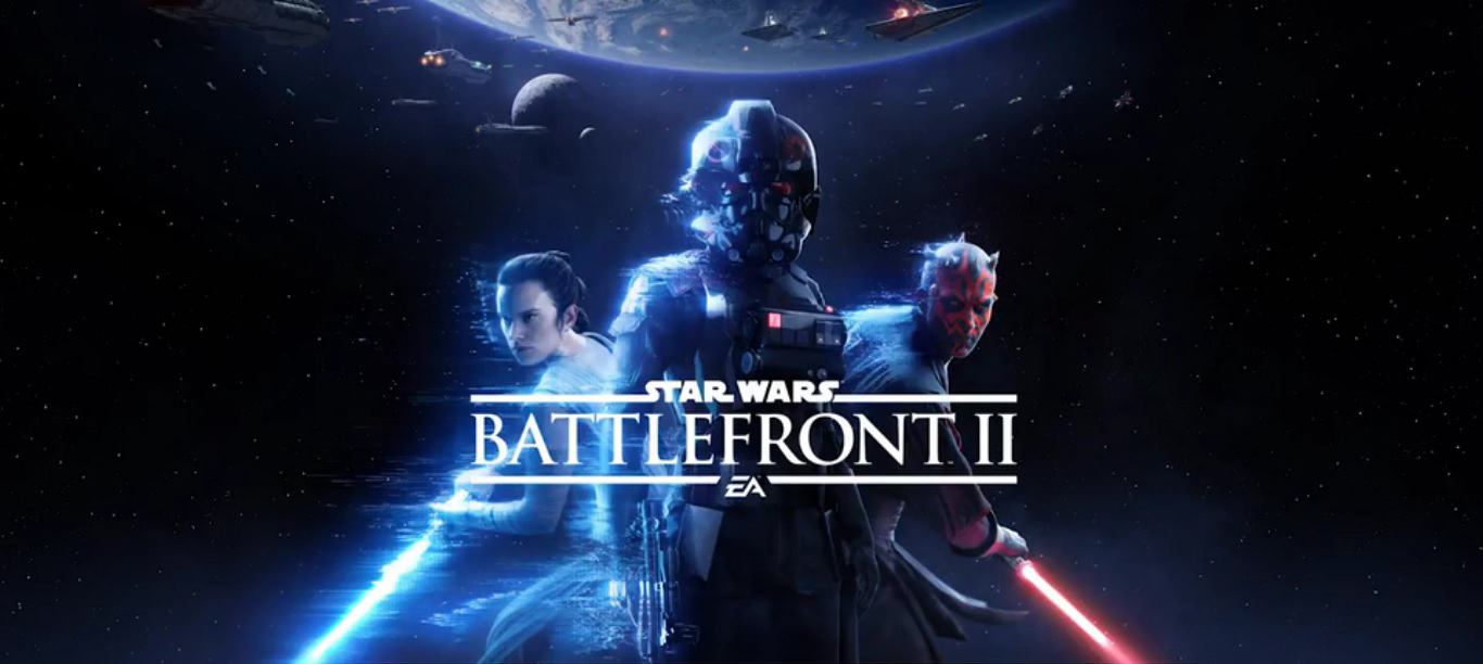 Image result for star wars battlefront II 2017