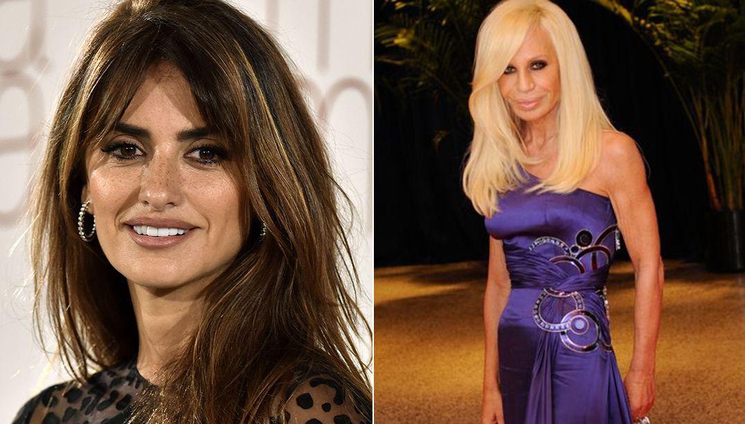 Penélope Cruz será Donatella Versace em série