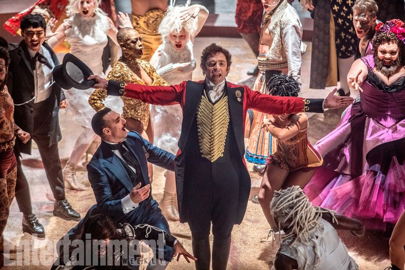 The Greatest Showman (2017) Hugh Jackman