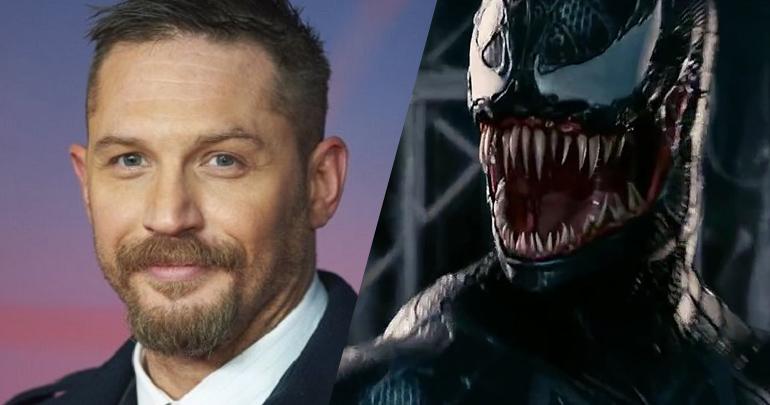 Tom Hardy em Venom