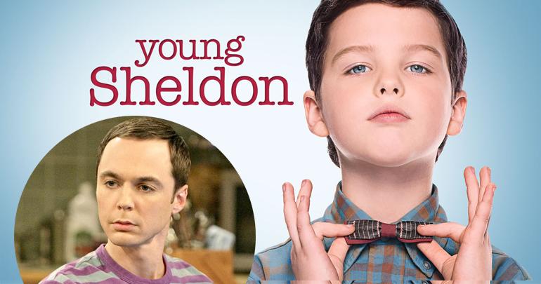 Resultado de imagem para Young Sheldon