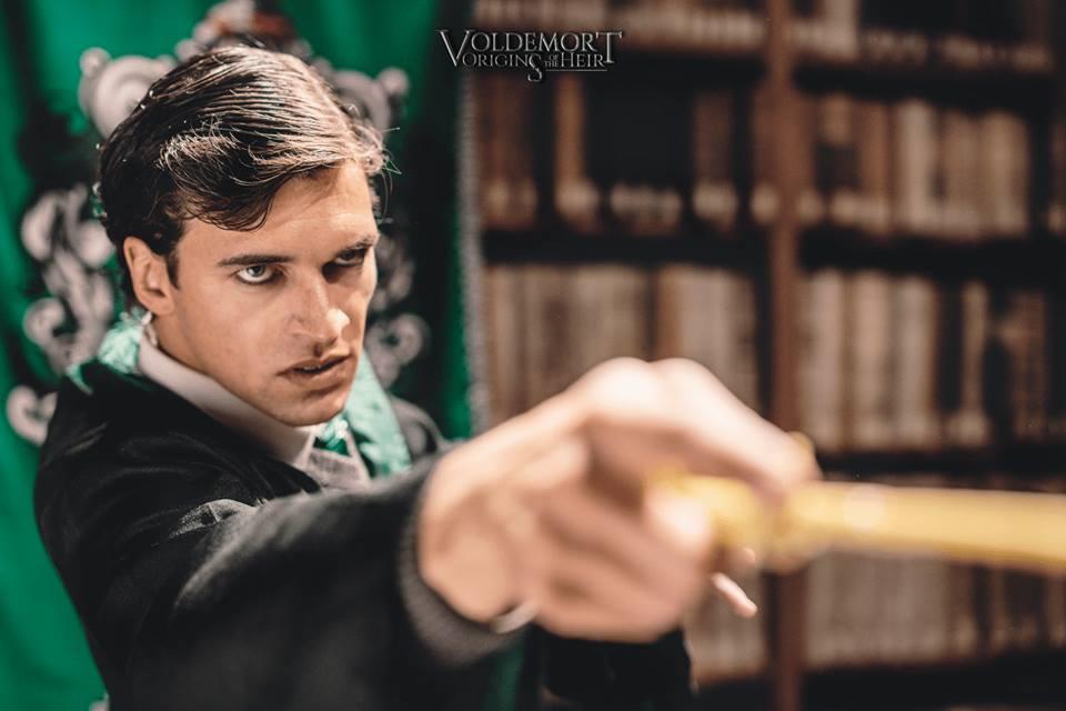 Divulgação/Voldemort: Origins of the Heir