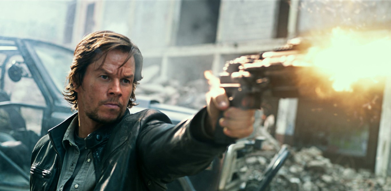 Mark Wahlberg plays Cade Yeager in TRANSFORMERS: THE LAST KNIGHT, from Paramount Pictures.