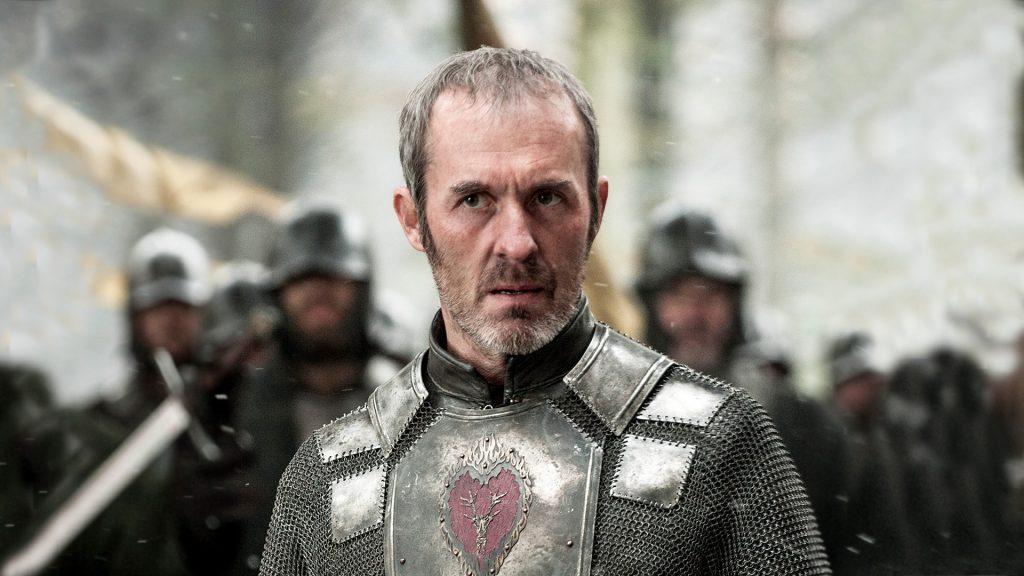 Stannis Baratheon em Game of Thrones