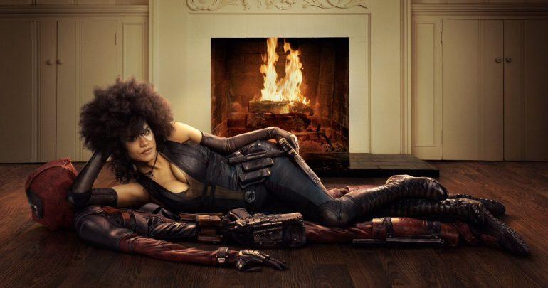 Dominó em Deadpool 2