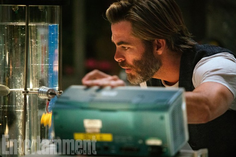 A Wrinkle in Time Chris Pine as Mr. Murry