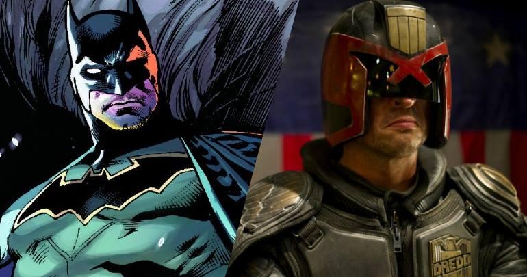 Batman se torna Juiz Dredd em novo universo distópico da DC a47f6aab78