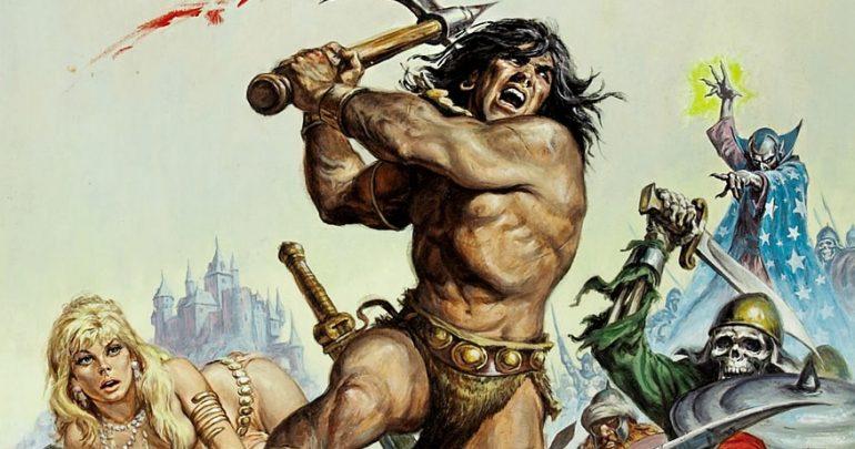 Coleção A Espada Selvagem de Conan