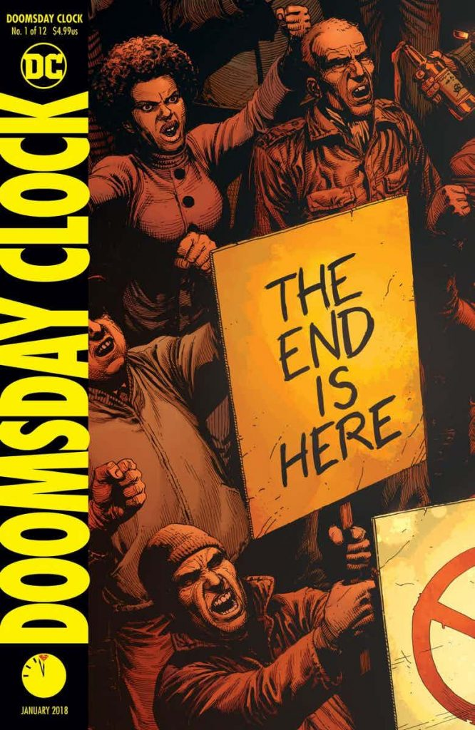 Doomsday Clock capa 2