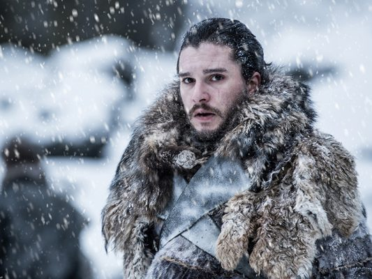 Jon Snow (Kit Harington) – Credito Helen Sloan_HBO