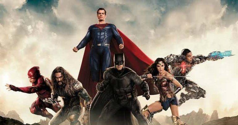 Liga da Justiça   Superman se junta a equipe em nova imagem promocional ff09c5d9a5