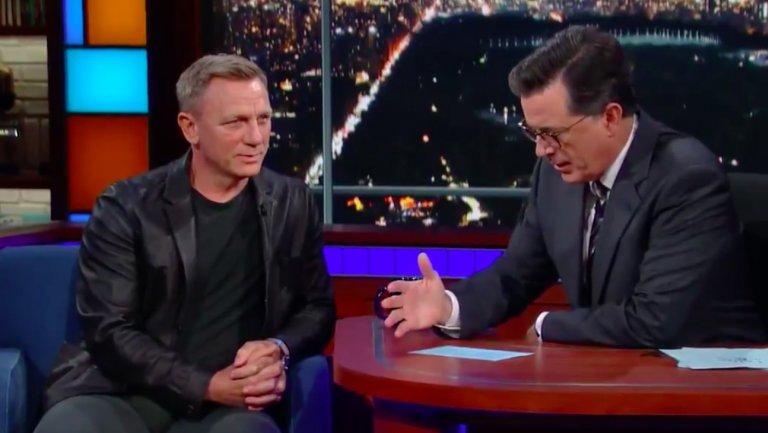 É oficial! Daniel Craig confirmado para retornar como 007 em Bond 25