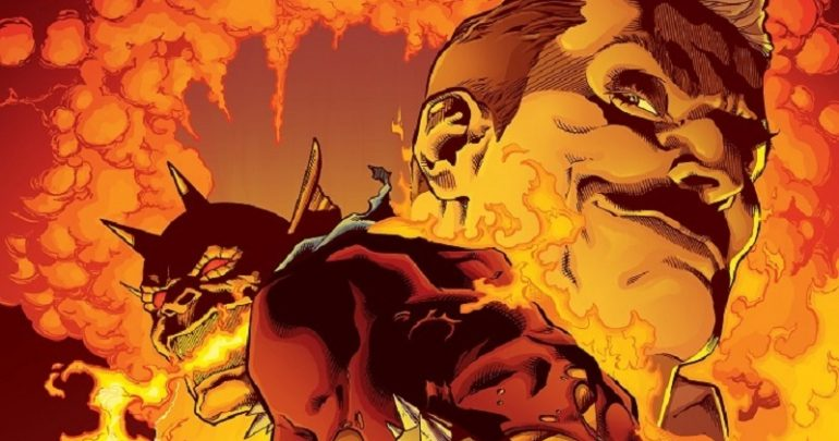 Etrigan volta em minissérie The Demon  Hell in Earth 4396335055