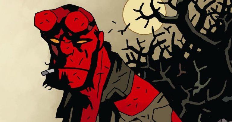 Hellboy - Edição Histórica