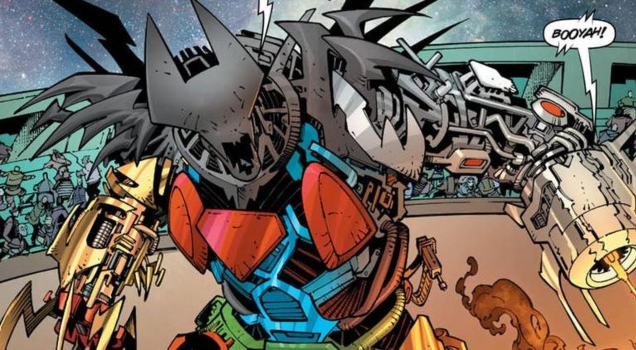 Liga da Justiça ganha Megazord em Dark Night: Metal