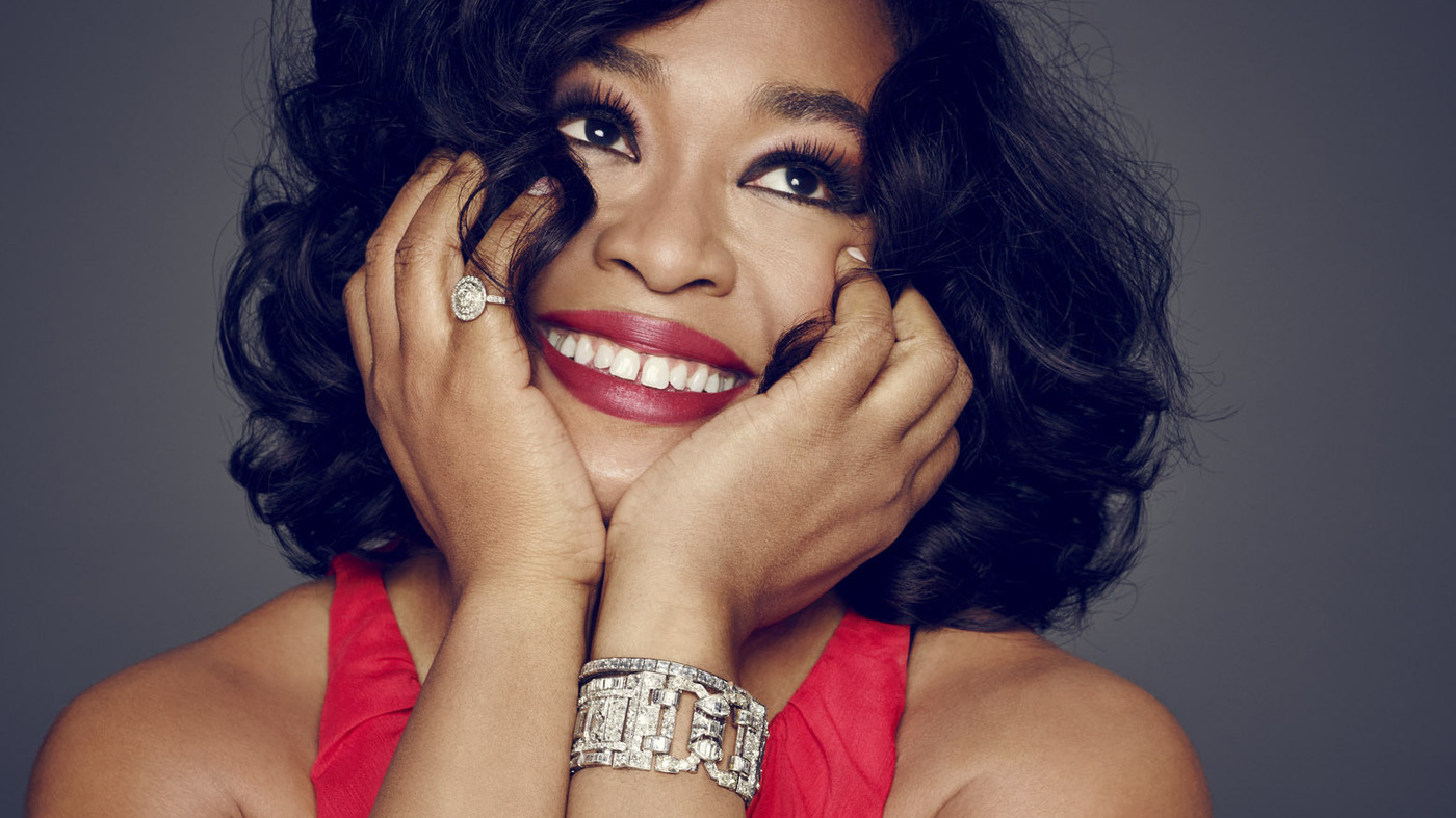 """""""I've always been an introverted person,"""" Shonda Rhimes says, and she found the fame that came with her television successes to be """"daunting."""""""