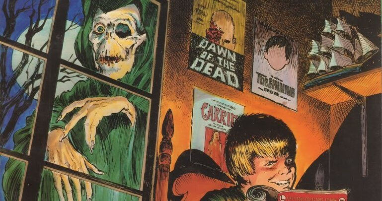 Creepshow, de Stephen King